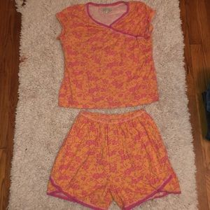 2-piece matching pajama set